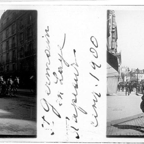Парижская выставка 1900 года